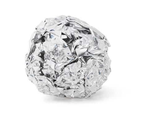 istock Foil Ball 174953040