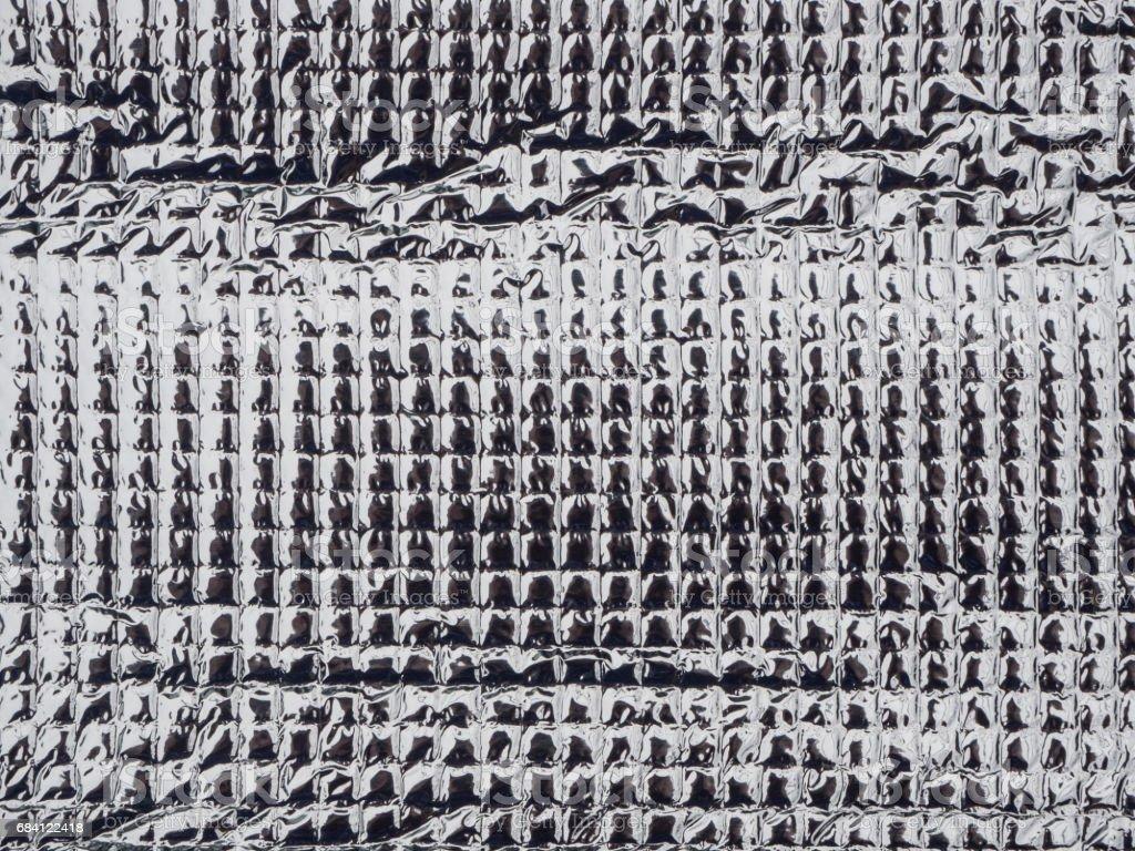 Folie ark värme textur bakgrund royaltyfri bildbanksbilder