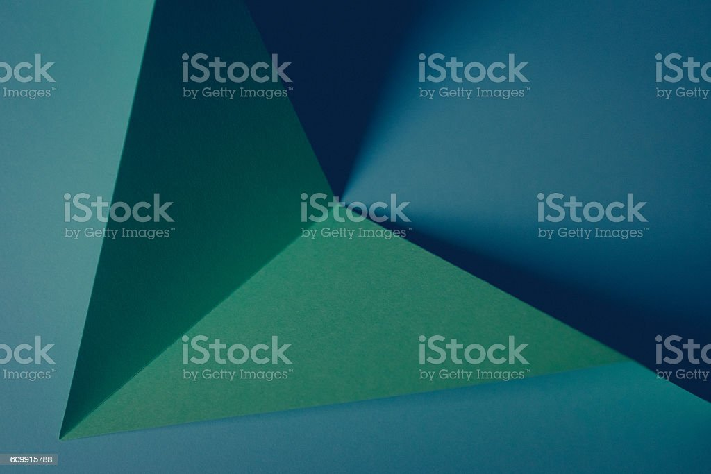 folded paper piece background. stock photo