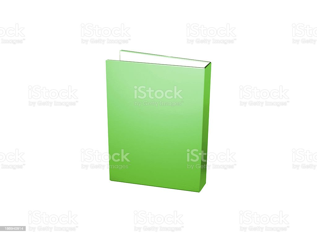 Folder icon stock photo