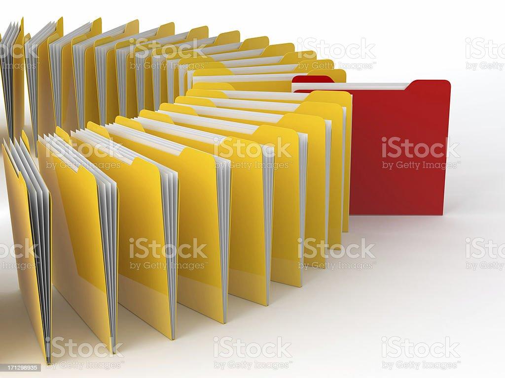 Ordner und Dateien – Foto