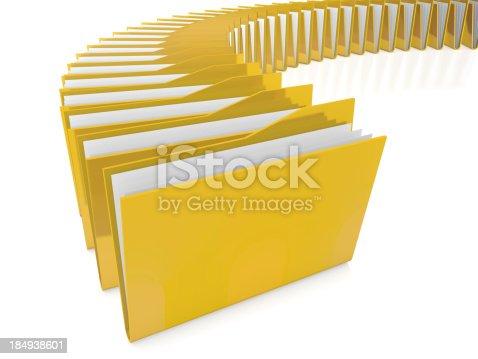 istock Folders 184938601