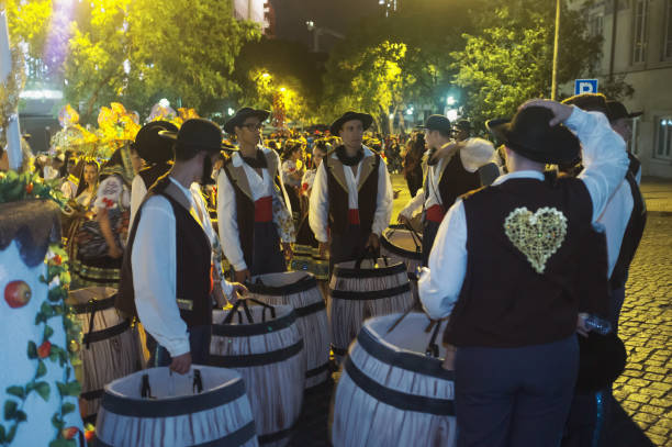 Folkloremusiker – Foto
