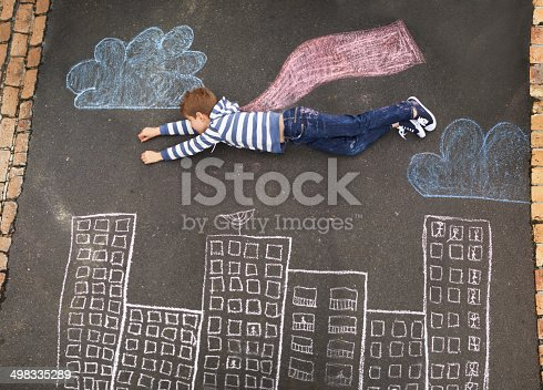 istock Follow your dreams... 498335289