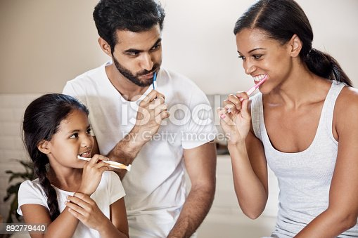 684029036 istock photo Following healthy habits together 892779440