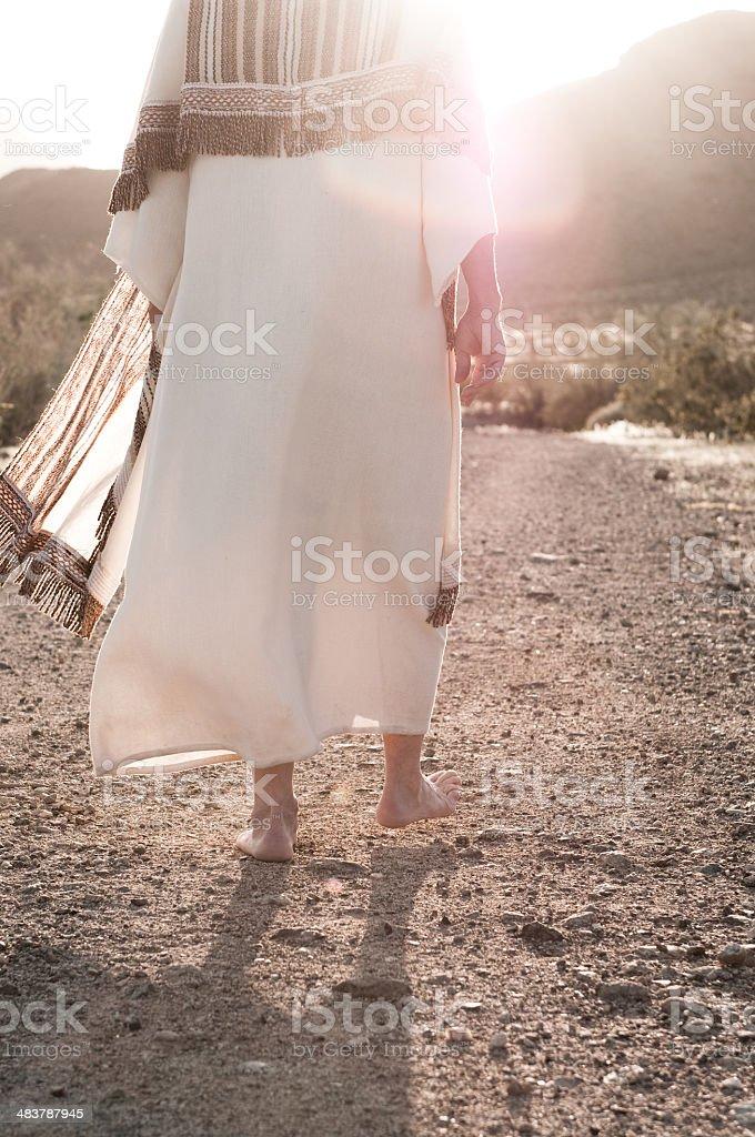 Folgenden Jesus – Foto