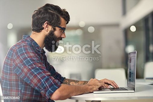 istock Following my passions while making a great living 588253640