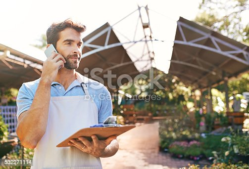 istock Following up with a supplier 532271114