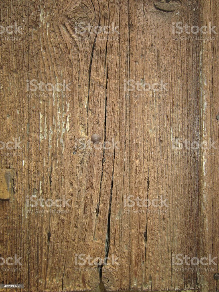 Fond - ancien bois patiné stock photo