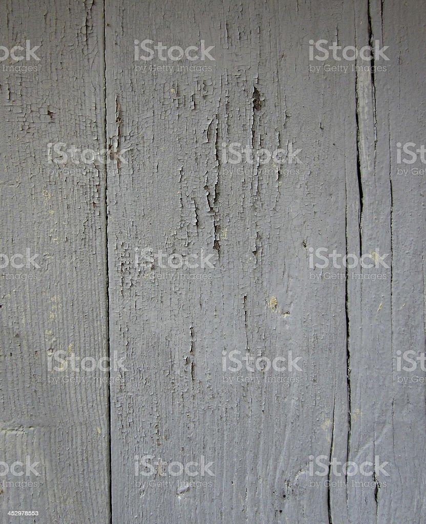 Fond - ancien bois peint en gris stock photo