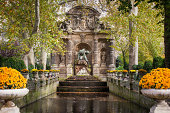 Medici Fountain in the Luxembourg Garden, Paris