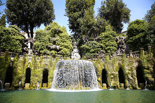 Fontana dell'Ovato, Villa d'Este