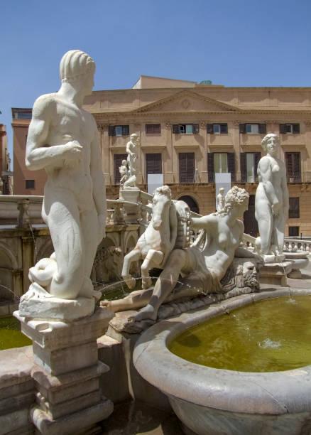 Fontana Pretoria stock photo