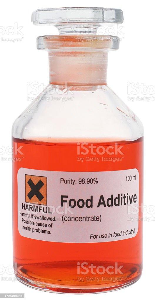Food Additive stock photo