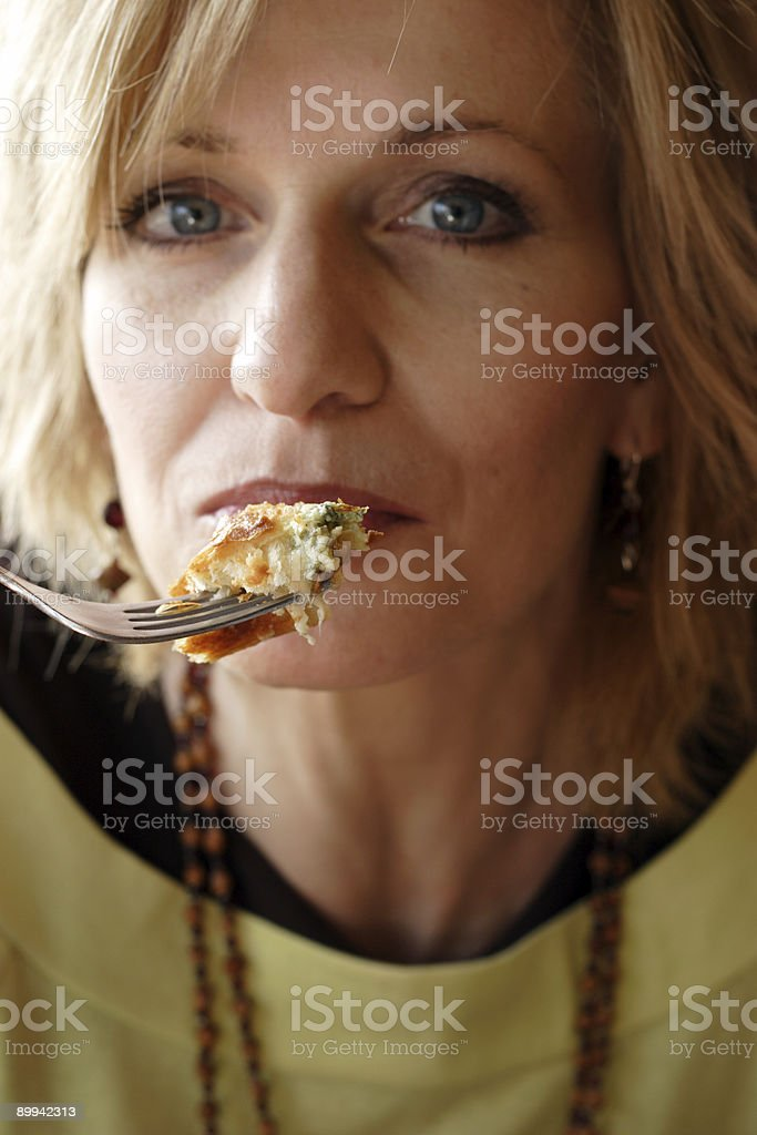 food and beauty royalty-free stock photo
