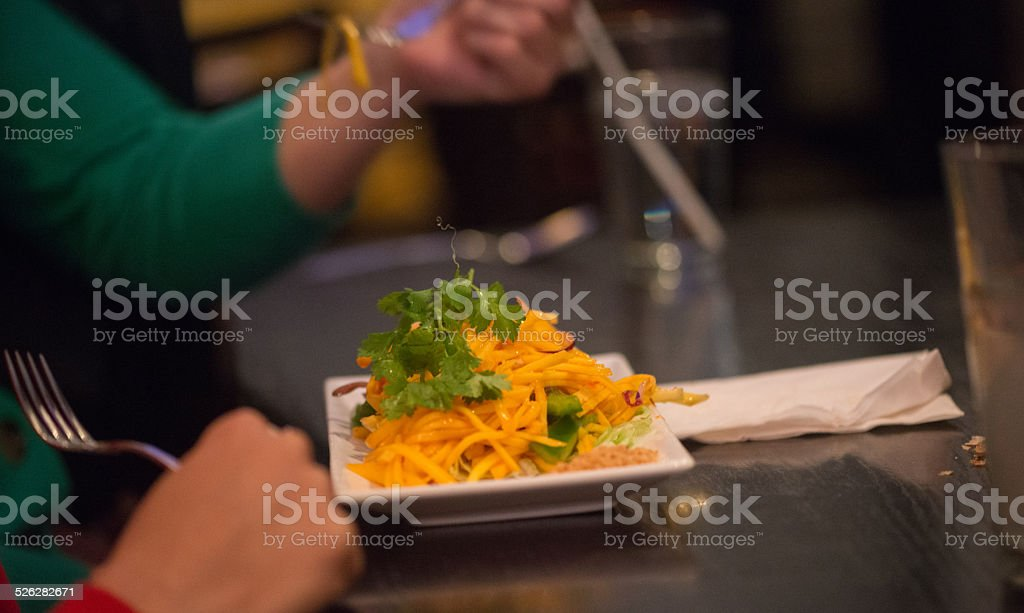 Food and Beverage stock photo