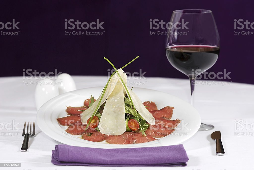 food and catering series royalty-free stock photo