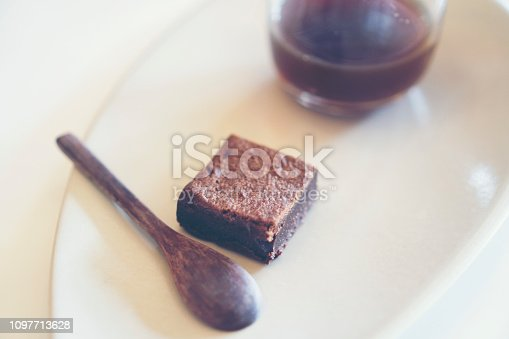 546450250 istock photo food and drink in cafe 1097713628