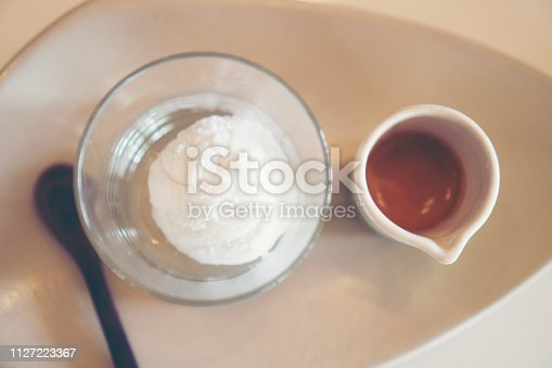 546450250 istock photo food and drink in cafe 1127223367