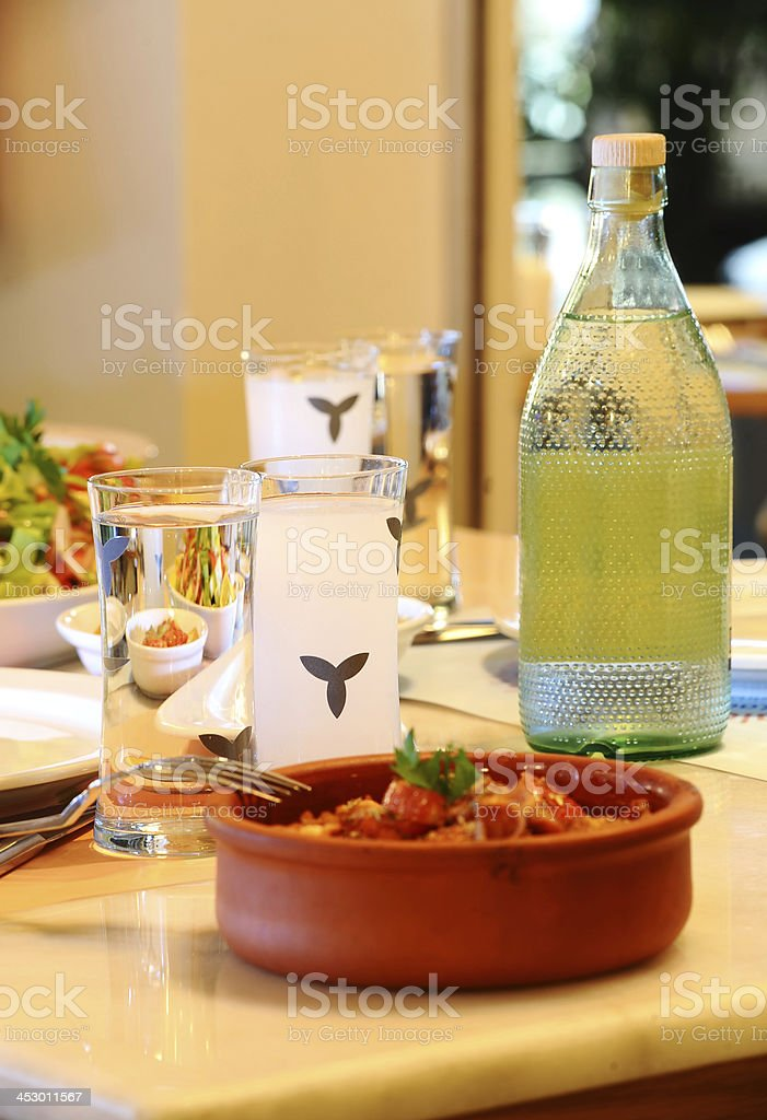 food and drink royalty-free stock photo