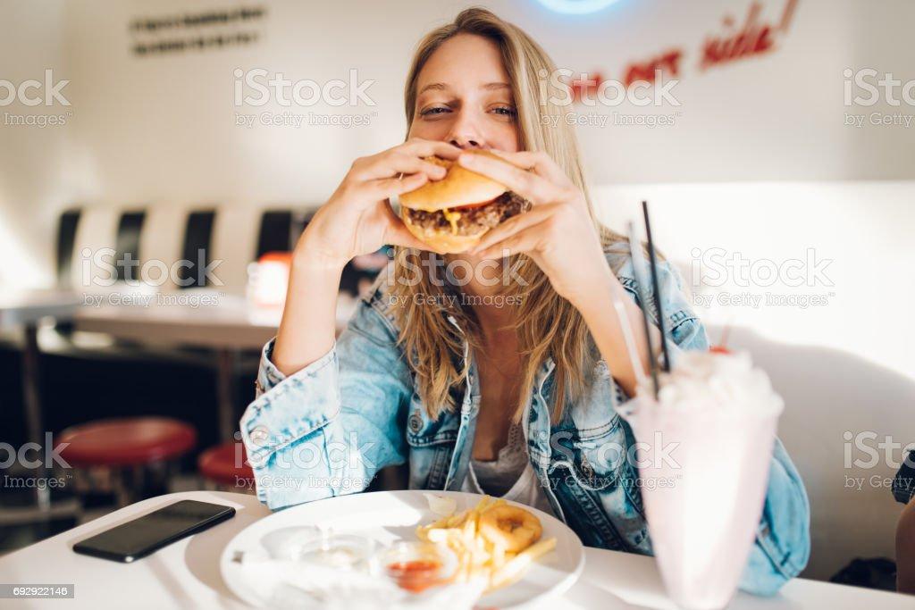 Repas et boissons photo libre de droits