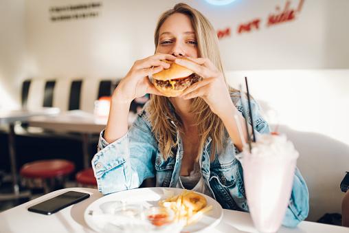 Speisen Und Getränke Stockfoto und mehr Bilder von Abnehmen