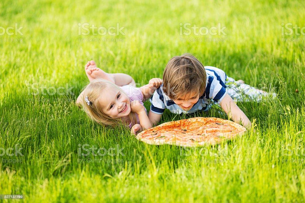 Speisen und Picknick – Foto