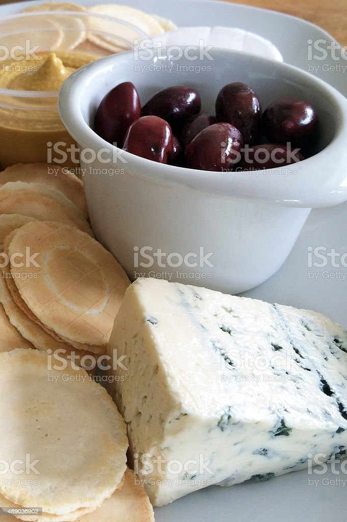 Food appetisers stock photo