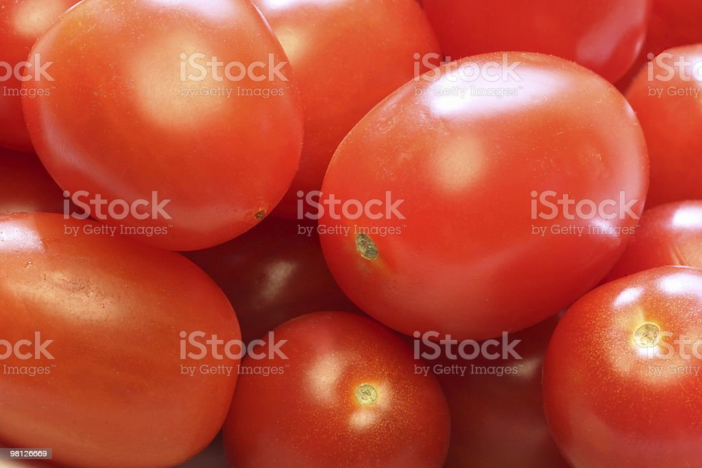 Food Backgrounds - Tomato's(Fullframe) royalty-free stock photo