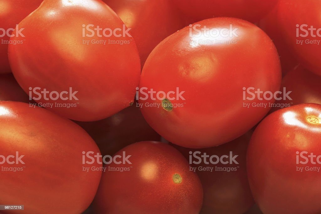 Food Backgrounds - Tomato's(Fullframe Close-Up) royalty-free stock photo