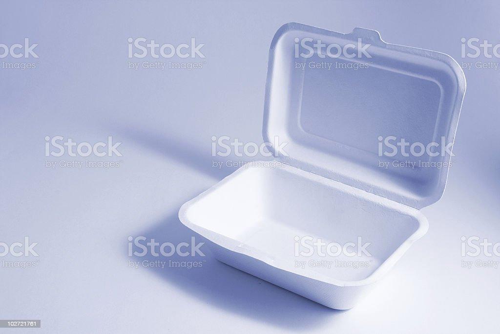 Food Box royalty-free stock photo