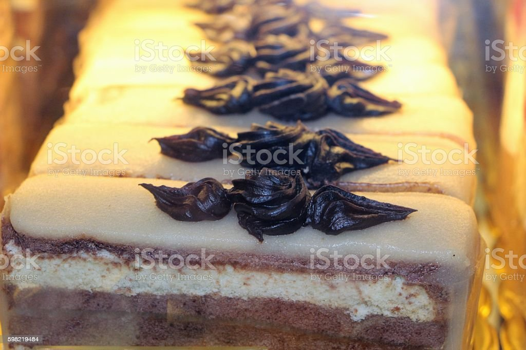 food - cake from budapest foto royalty-free