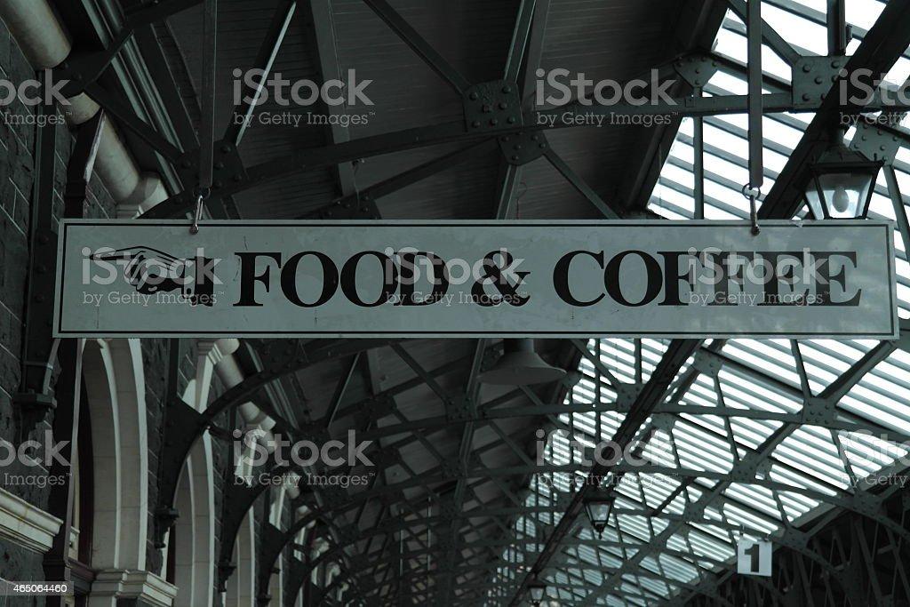 Food & Coffee stock photo