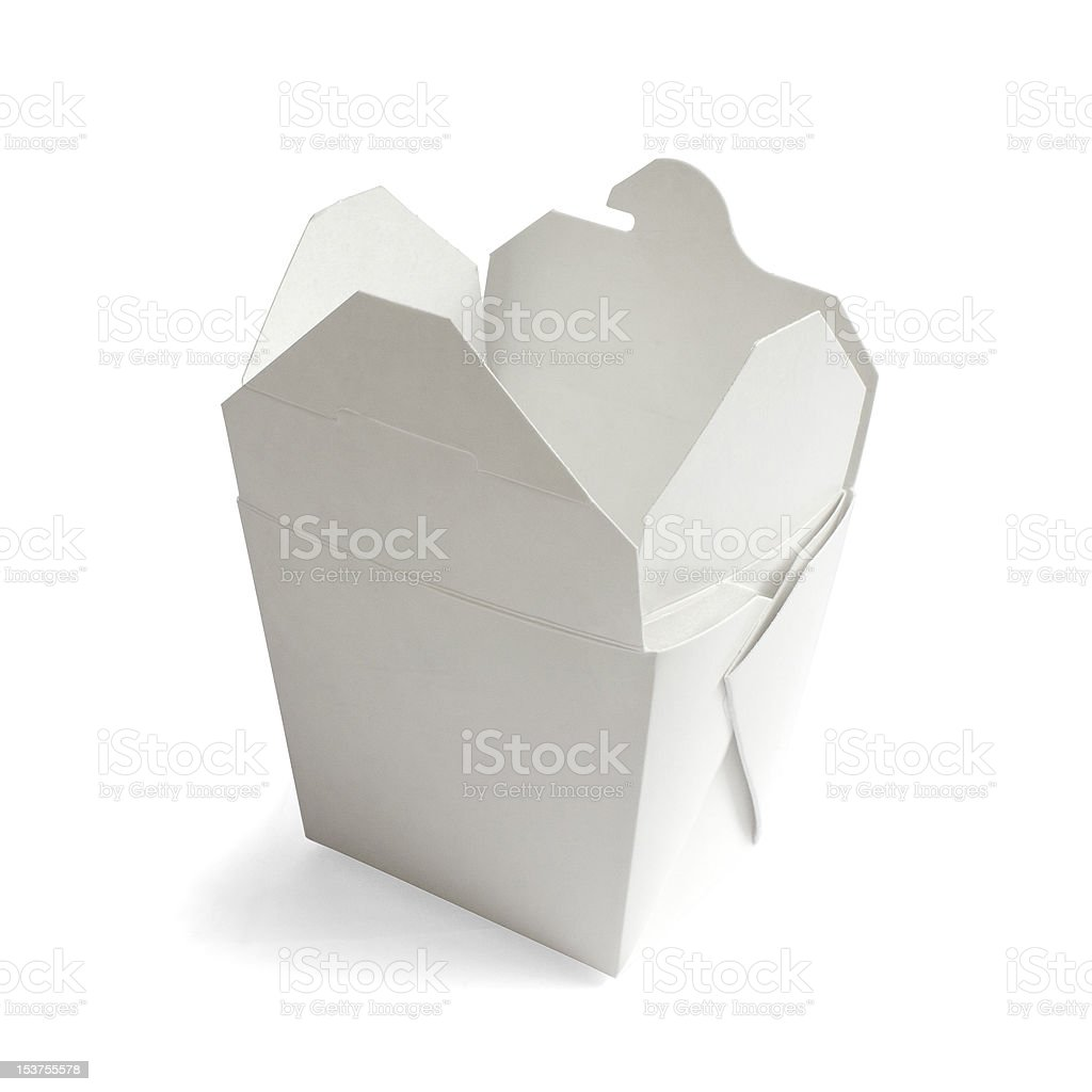 Food Container royalty-free stock photo