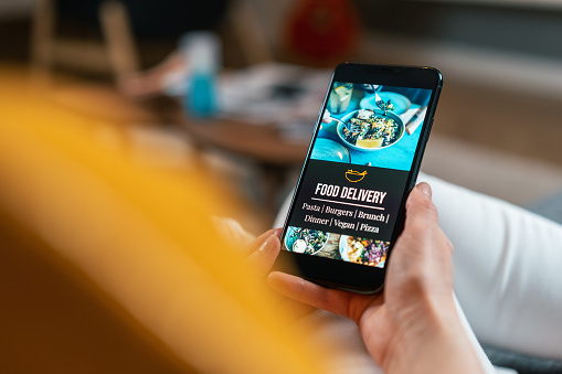 Food Delivery Stock Photo - Download Image Now