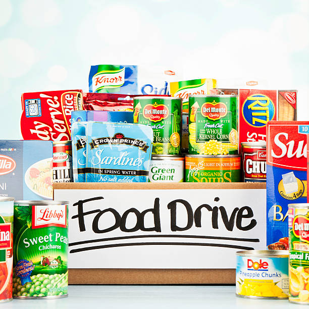 Canned Food Drive Ideas
