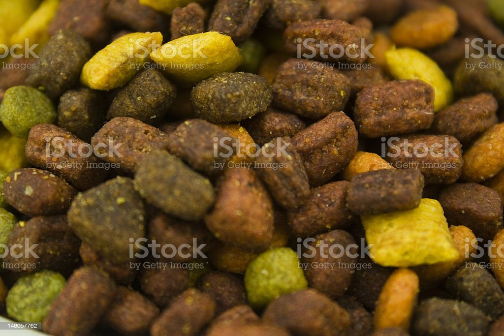 Food For Cats stock photo