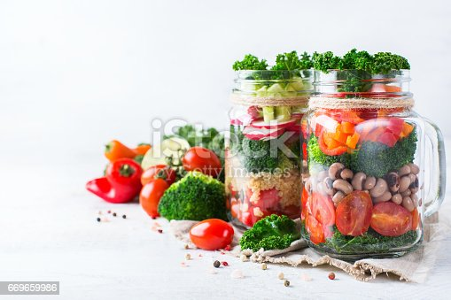 istock Food in jars 669659986