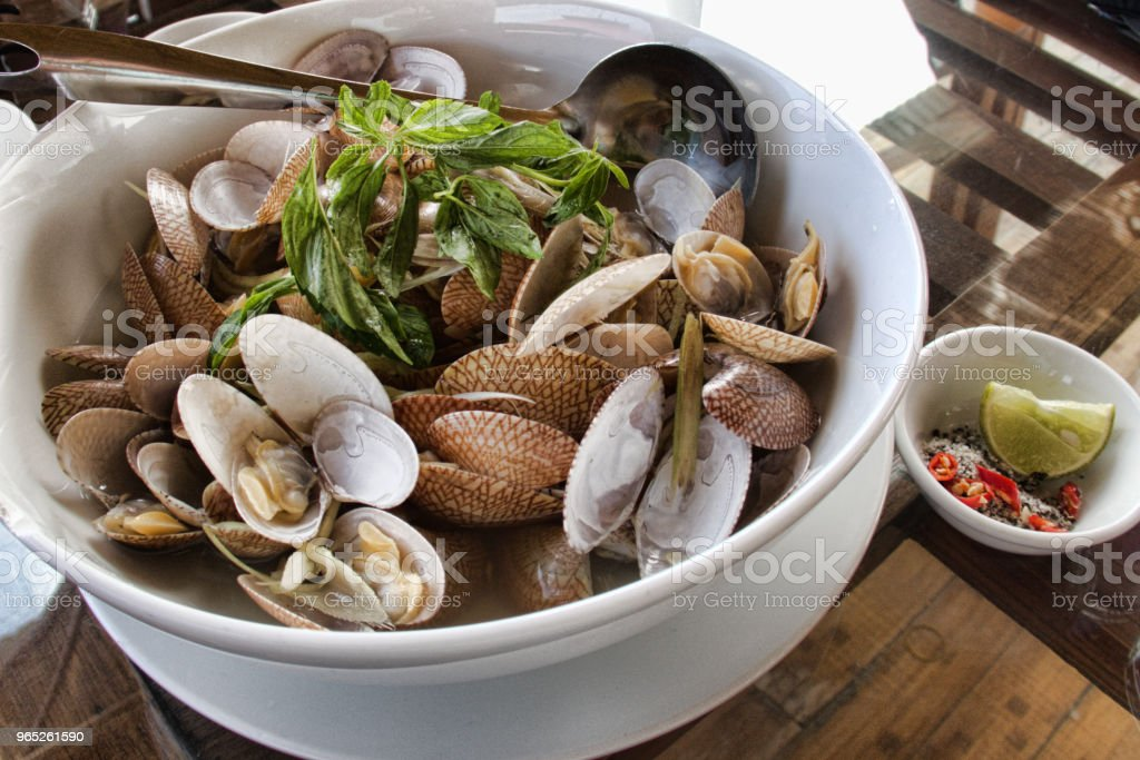 Food in Viet Nam royalty-free stock photo