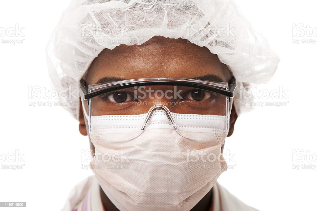Food Industry Hygiene royalty-free stock photo