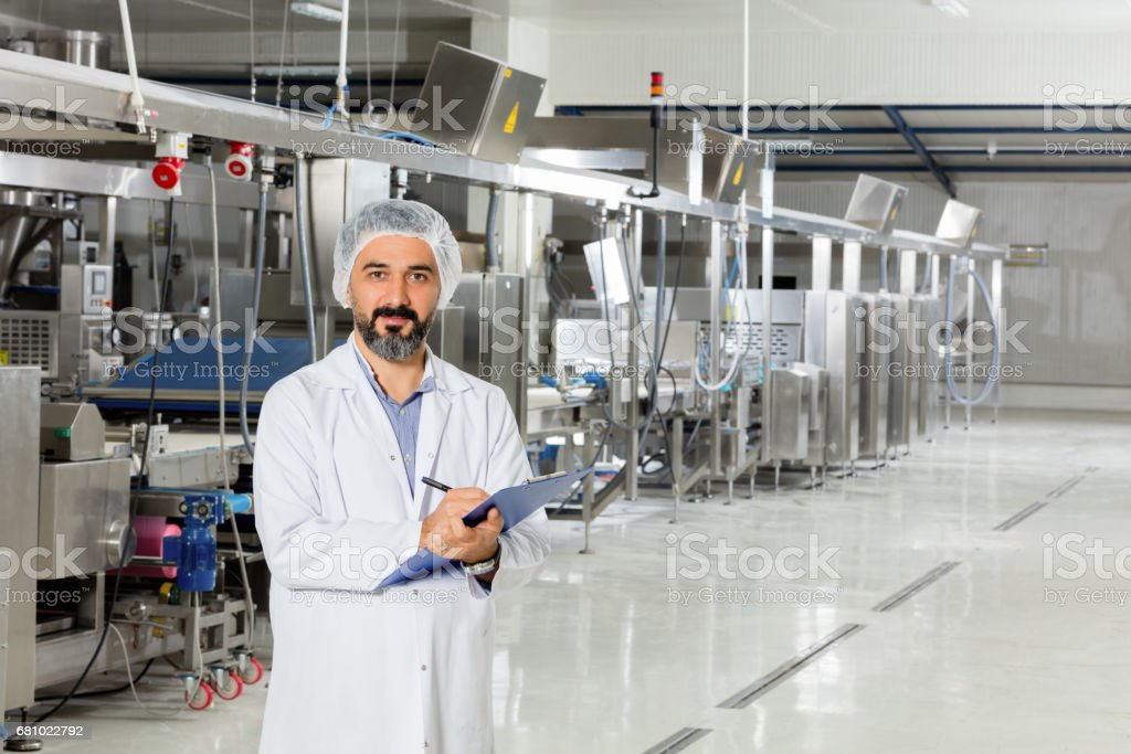 Food Industry stock photo