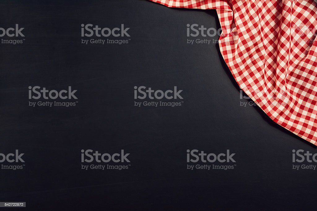 Food ingredients background stock photo