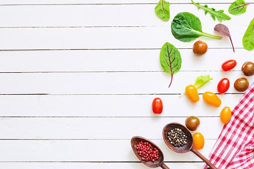 Food ingredients for healthy cooking