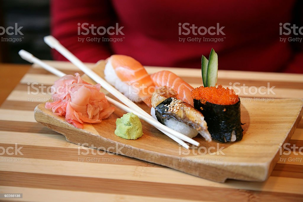 food, Japanese delicacies royalty-free stock photo