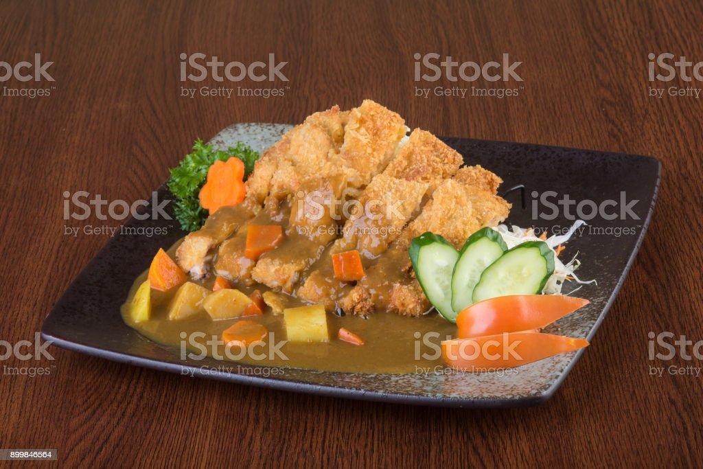 food on background. stock photo