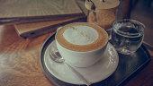 Aroma Cappuccino Coffee