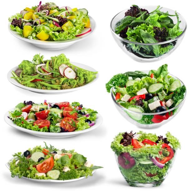 nourriture. - saladier photos et images de collection