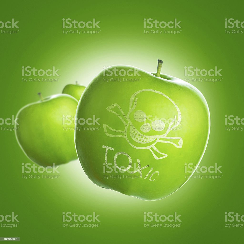 Food poison royalty-free stock photo