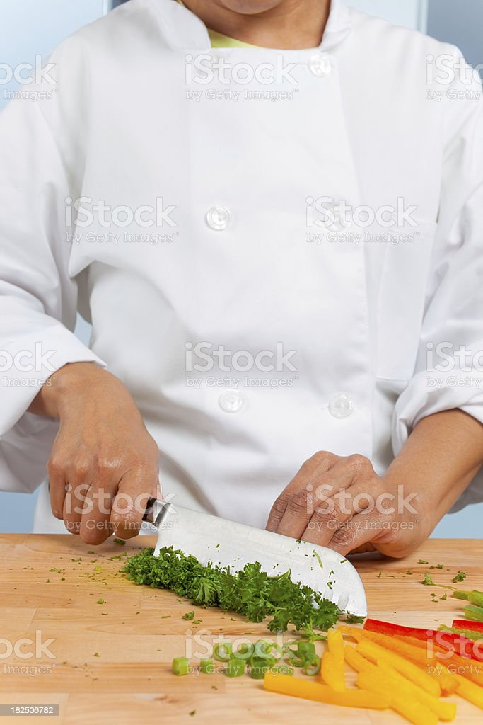 Food Prep royalty-free stock photo
