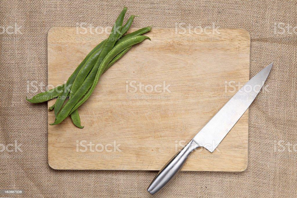 Food preperation stock photo